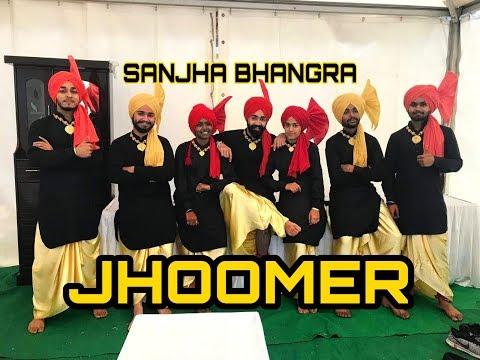 JHOOMAR FOLK    PUNJABI ACADEMY, DELHI 2019    SANJHA BHANGRA
