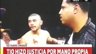 Boxeo: Escándalo en el ring