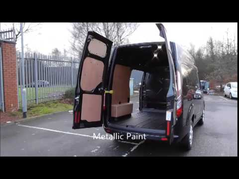 Ford Transit Custom High Roof Van Limited Tdci 125ps