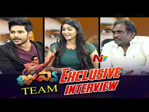 Juvva Movie Team Exclusive Interview    Ranjith, Palak Lalwani    NTV