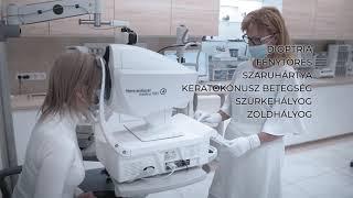Látássebészeti kvóták A Szembetegségek Intézetének klinikája Helmholtz - Rövidlátás September