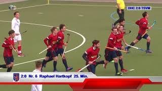 1. Feldhockey-Bundesliga Herren DHC vs. TSVM 01.04.2018 Highlights