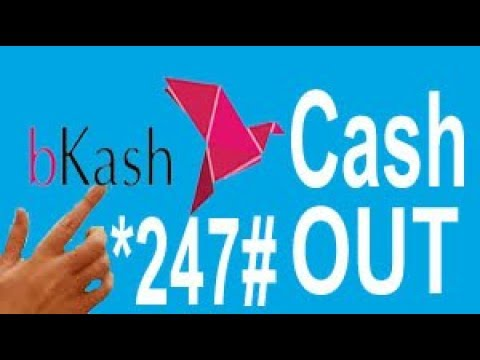 How to cashout money from bKash