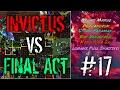 Tibia - Invictus x Final Act #17 - A GUERRA TÁ LONGE DE ACABAR