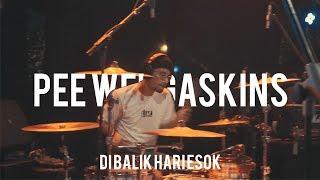 PEE WEE GASKINS - Di Balik Hari Esok, live (AMPLAZ)