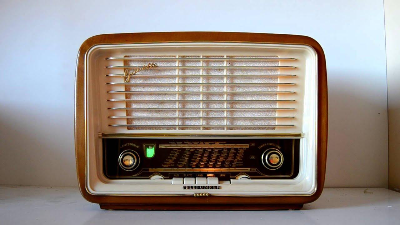 Telefunken gavotte 55 youtube - Fotos radios antiguas ...