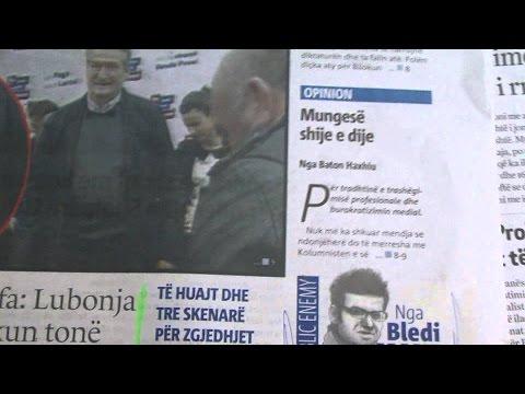 Pace me Gazeta, Berisha me antiplumb!!!