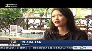Model Video Works: CLARA TAN featured in METRO XIN WEN
