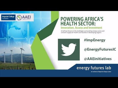 Powering Africa's Health Sector: Innovation, Access, and Investment - 2nd Panel