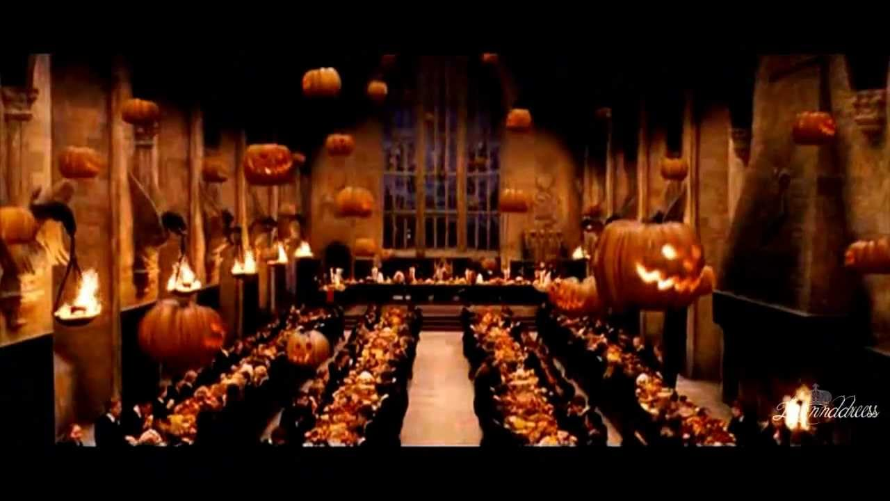Fall Scenes Wallpaper Harry Potter This Is Halloween Youtube