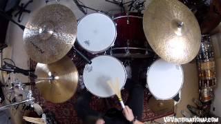 Wooden Brush MF-2 Video
