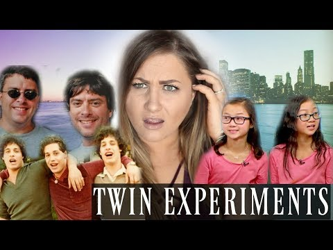 Separated at Birth: SECRET Twin Experiments