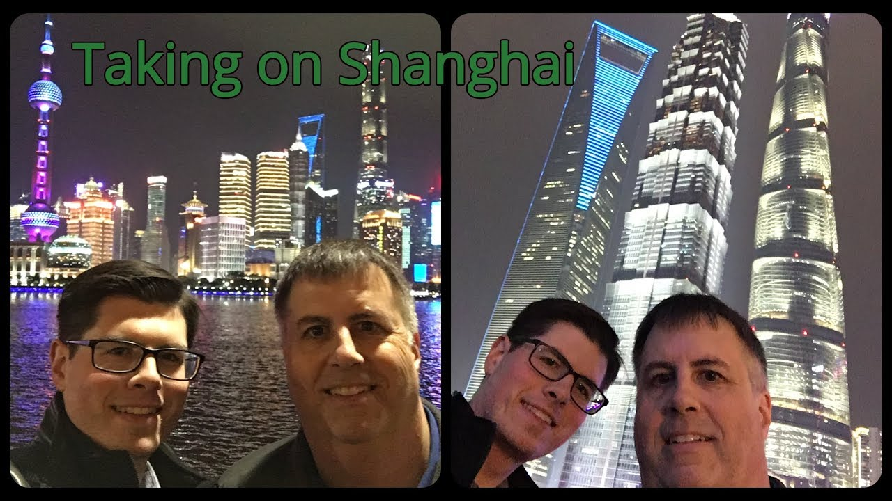 Adventures with My Father: China