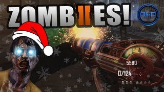 CHRISTMAS CHALLENGE! - Black Ops 2 Zombies w/ Ali-A ! - Call of Duty BO2 Gameplay
