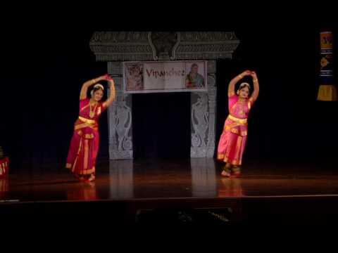 Shruthi & Navviya bharatanatyam Show