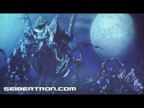Transformers Prime Beast Hunters Predacons Rising movie teaser