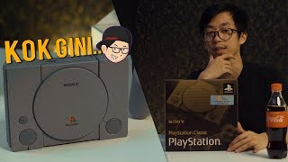 Review & Unboxing Playstation Classic - Apa Nintendo Menang? | Lazy Tech