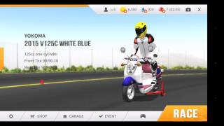 REAL MOTO gameplay (Android)