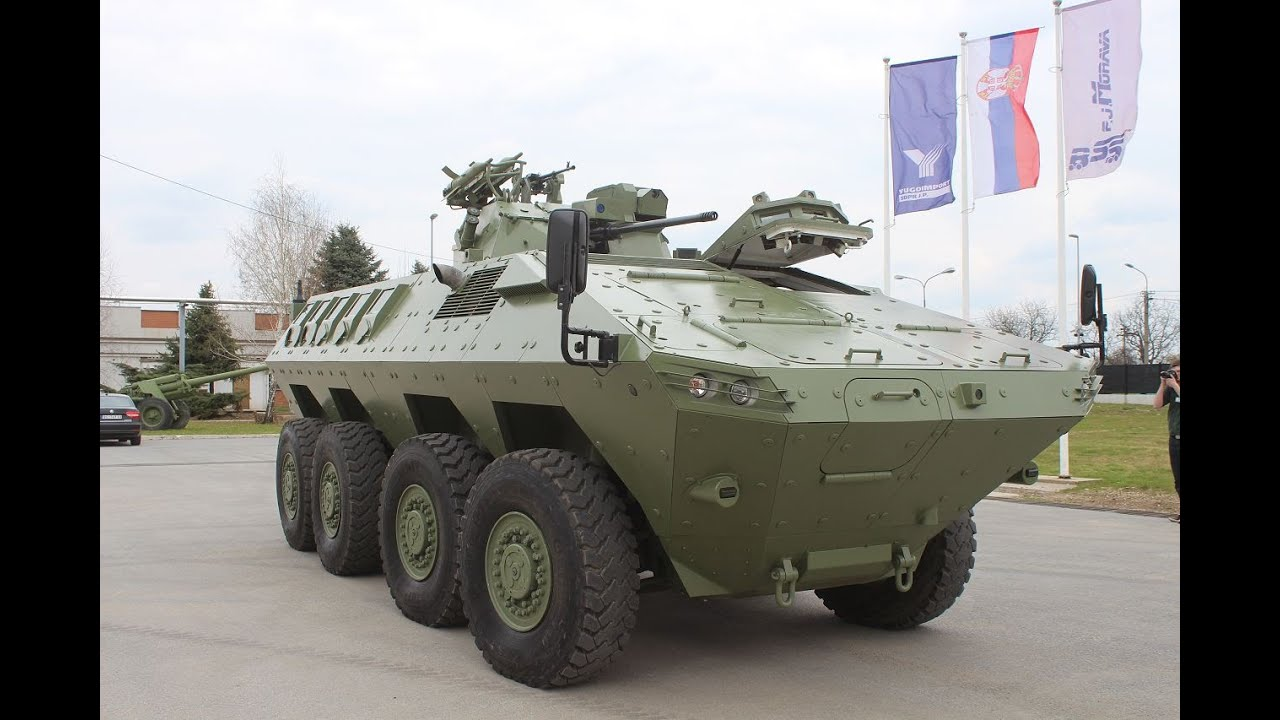 Serbian Defence Industry and Arms Exports - Page 2 Maxresdefault