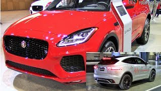 2019 Jaguar E-Pace First Edition Track Testing and Full Look / Tour!