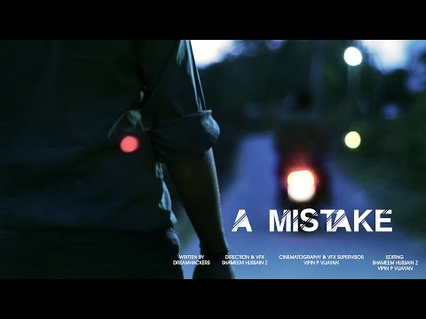 A mistake short Movie by hi5here multimedia