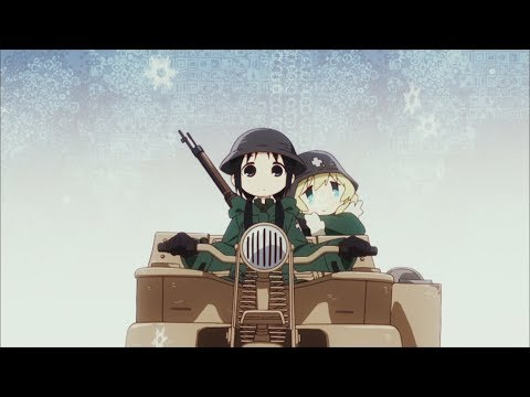 I'm Thankful for Girls' Last Tour (Shoujo Shuumatsu Ryokou)