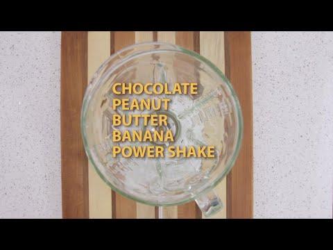 Chocolate Peanut Butter Power Shake