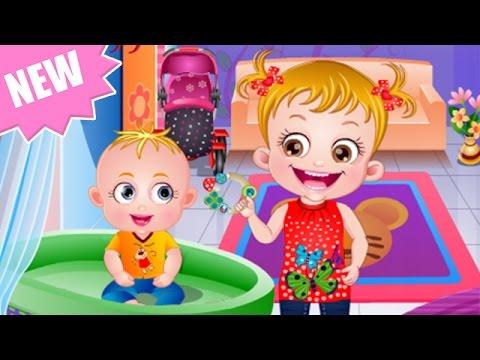 Baby Hazel Game Movie - Baby Hazel Gums Treatment - Dora the Explorer