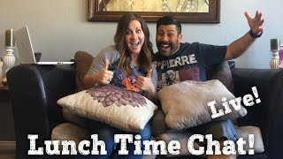 LUNCH TIME CHAT | LET'S TALK | PHILLIPS FamBam LIVE!