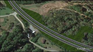 MA Engineering Consultants, Inc. - Hayesville Project A0011C Road Widening - Median - Continuous