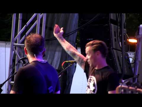 BILLY TALENT - BTV Episode 3: Billy Talent and Rise Against playing Rock The Park London