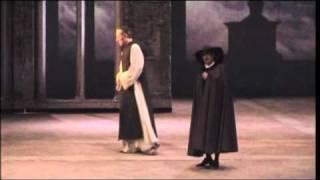 """Paolo Battaglia sings Padre Guardiano in La Forza del Destino """"E"""