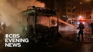 Chile declares state of emergency in Santiago as violent protests escalate