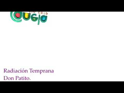 Don patito  - Canela radio corp
