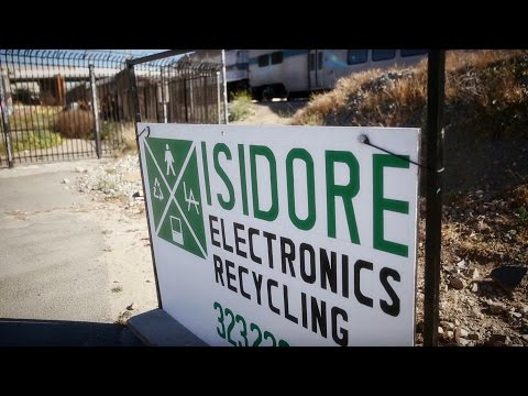Isidore Recycling combines a helping hand with environmental responsibility