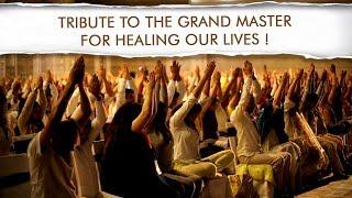 Tribute to the master -Arhatic Yoga Retreat Delhi