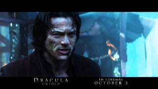 Dracula Untold - Hero TV Spot (Universal Pictures) HD
