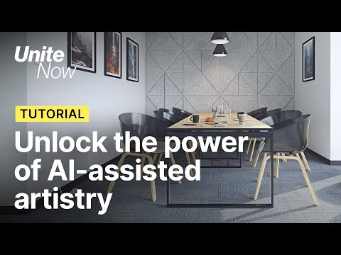 Unlock the power of AI-assisted artistry | Unite Now 2020