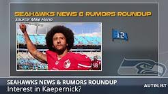 Seahawks News & Rumors: Dez Bryant To Seattle, No Interest In Kaepernick, Earl Thomas Update