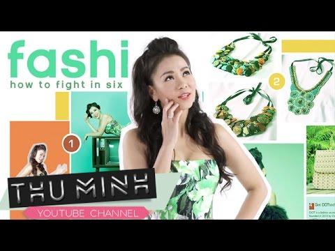 Cứ Thế Mà Đi (OST Âm Mưu Giày Gót Nhọn) – Thu Minh feat Thanh Bùi [Official HD MV]