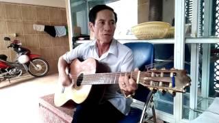 Tình Cha - Hát mộc với Guitar - Ca sĩ Văn Hương (BV Công ty Luật Quang)