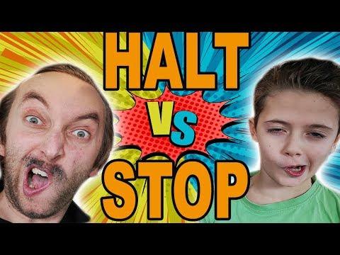 HALT STOP ANDREAS HAT EINEN SOHN!