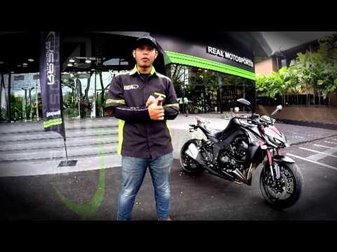 "Kawasaki Real Motosports present "" Z1000 2016 """