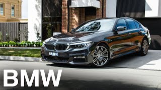 The all new BMW 5 Series. Product Review.