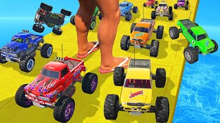 RACING DLC RC CARS WITH FANS! - GTA 5 Online
