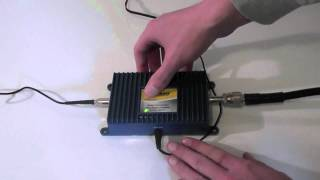 DataCard, Directional antenna and Direct Connect Amplifier - 3Gstore.com