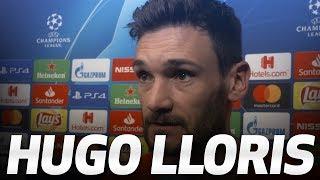 INTERVIEW | MAN OF THE MATCH HUGO LLORIS ON DORTMUND WIN