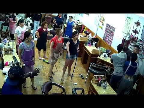 Brooklyn Nail salon Fight Full Video