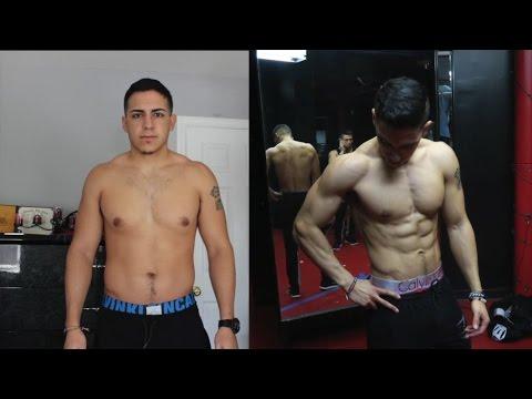 Amazing 90 Day Body Transformation with Christian Guzman: Fitness & Aesthetic Motivation