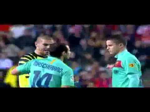 Video gracioso de fútbol